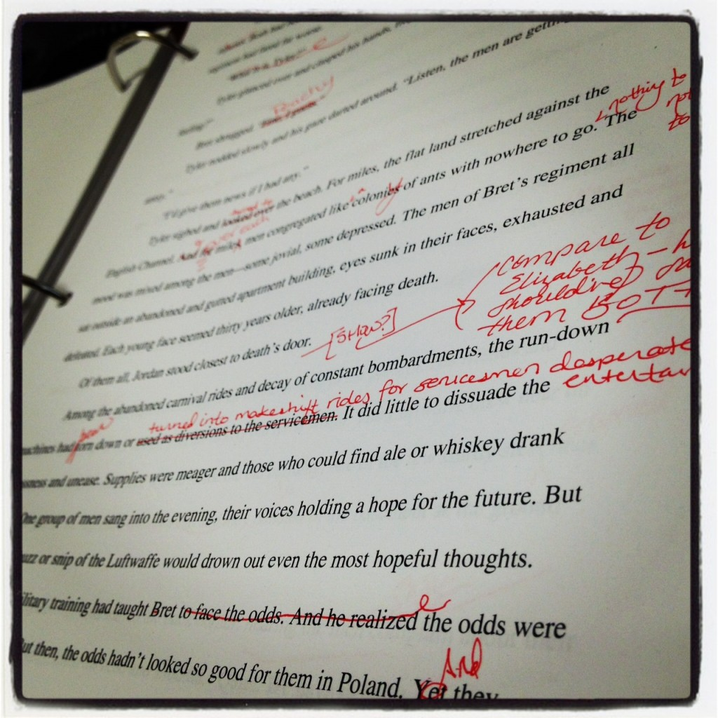 Editing Red Pen Nicole M Miller